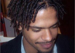 Haircut before Dreads Short Dreadlocks for Men