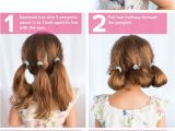 Haircut Diy Clip 5 Fast Easy Cute Hairstyles for Girls Hair