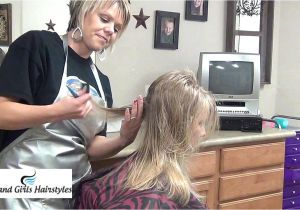 Haircut for Long Hair Youtube How to Cut Girl Long Hairstyles Into Short Haircut Tutorial