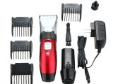 Haircut Machine for Men Waterproof Beard Mustache Electric Hair Trimmer Clipper
