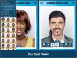 Hairstyle Apps for Men Hairstyle Pro for Ipad Try Virtual Hairstyles for Men