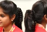 Hairstyle for Girls In Party ☆everyday Hairstyles for School College Girls ☆5 Min Everyday