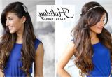 Hairstyle for Girls In Party Simple Hairstyles for Party Frocks