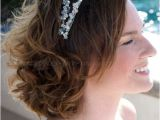 Hairstyle for Medium Length Hair for A Wedding Shoulder Length Wedding Hairstyles Wedding Hairstyle for