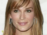 Hairstyle for Oblong Face Women the Best and Worst Bangs for Long Face Shapes
