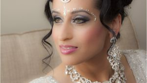 Hairstyle for Women In Indian Wedding Indian Bridal Makeup Wear Hairstyles Dresses Jewellery