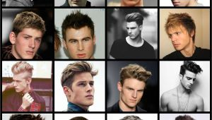 Hairstyle Names for Men Styles for Men Chart New Medium Hairstyles