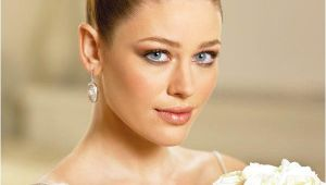 Hairstyle On Wedding Day Wedding Day Bridal Medium Hairstyles 2013