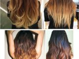 Hairstyles 2019 Dip Dye 50 Trendy Ombre Hair Styles Ombre Hair Color Ideas for Women