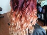 Hairstyles 2019 Dip Dye Hottest Ombre Hair Color Ideas Trendy Ombre Hairstyles 2019