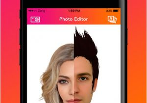 Hairstyles App for Blackberry Mask It Editor Change Your Avatar by Shehroz Rashid
