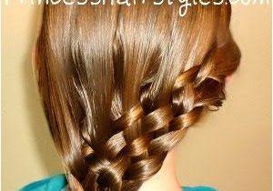 Hairstyles Basket Weave Easter Hairstyles the Basket Weave Braid