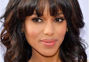 Hairstyles Black Celebrities Kerry Washington S Shoulder Length Look and Other Black Celebrity