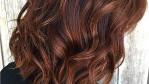 Hairstyles Black with Red Highlights 40 Unique Ways to Make Your Chestnut Brown Hair Pop