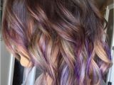 Hairstyles Blonde and Purple Image Result for Brown Blonde and Purple Hair