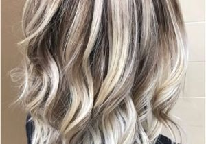 Hairstyles Blonde Brown Foils ❤color & Style❤ Icy ash Blonde Ombre Balayage Highlights