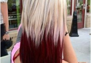 Hairstyles Blonde On top Red Underneath Blonde On top and Red Underneath Been Thinking that if I Ever Go