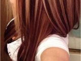 Hairstyles Blonde with Red Underneath 61 Dark Auburn Hair Color Hairstyles I Need A Change