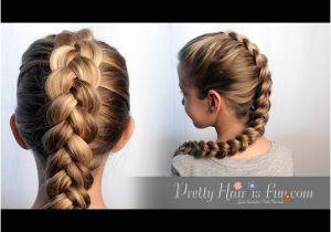 Hairstyles Braids Easy Tutorial How to Dutch Braid Hair Tutorial 🙌🙌❤