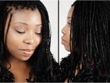 Hairstyles Braids On the Side Favorite Black Teenage Hairstyles for Prom