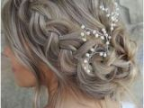 Hairstyles Braids with Hair Up 768 Best Bridesmaid Hair Images In 2019