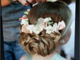 Hairstyles Buns for Wedding Wedding Hairstyle for Girls Beautiful Wedding Hair Flower New Media