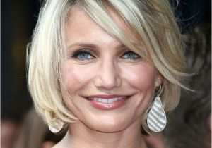 Hairstyles Cameron Diaz Bob 24 Hottest Bob Haircuts for Every Hair Type