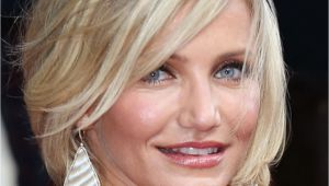 Hairstyles Cameron Diaz Bob Cameron Diaz Choppy Bob Haircut Hair Styles Pinterest