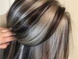 Hairstyles Chunky Highlights 45 top and Trending Hair Color Inspirations for This Winter