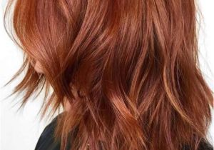 Hairstyles Copper Highlights 42 Stunning Deep Copper Hair Color Ideas for 2018