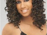 Hairstyles Corkscrew Curls Deep Spiral Curl 14 Available Colors 1 1b 2 27 30 33 4 P1b