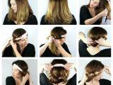 Hairstyles Curls No Heat Heat Free Hair Curling Tutorial Beauty Hair & Makeup