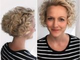 Hairstyles Curly Hair Put Up 42 Curly Bob Hairstyles that Rock In 2019