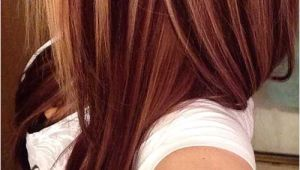 Hairstyles Dark with Red Highlights 61 Dark Auburn Hair Color Hairstyles I Need A Change