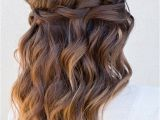 Hairstyles Down and Wavy Prom Hair Styles Curly and Messy Look Young Craze