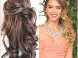 Hairstyles Down Curly Braid 9 List Curled Braided Hairstyles