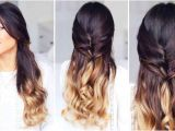 Hairstyles Down Step by Step Cute Half Up Half Down Hairstyle – Luxy Hair