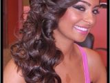 Hairstyles Down to the Side Image Result for Romantic Side Swept Updo
