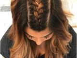 Hairstyles Down with Plaits 35 Gorgeous Braid Styles that are Easy to Master In 2019