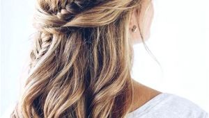 Hairstyles Down with Plaits Plaited Bridal Hair Half Up Half Down Weddinghairstyles