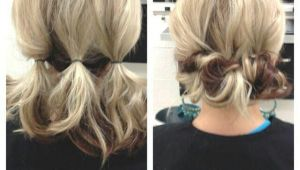 Hairstyles Easy to Do for Medium Length Hair Updo for Shoulder Length Hair … Lori
