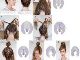 Hairstyles Easy to Do On Yourself Fancy Updos for Long Hair Elegant Popular Easy Do It Yourself