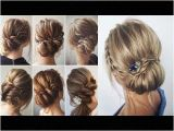 Hairstyles Easy to Do Youtube Quick and Easy Hairstyles Quick and Easy Heatless Hairstyles for