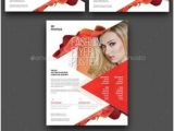 Hairstyles Flyer Design 63 Best Creative Flyers & Web Design Templates Images