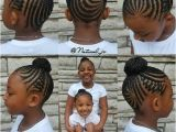Hairstyles for A High School Girl Pin by Sasheen Jones On Little Girls Braids In 2018