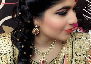 Hairstyles for A Wedding Reception Perfect south Indian Bridal Hairstyles for Receptions