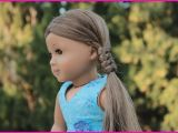 Hairstyles for American Girl Dolls with Curly Hair 48 Elegant Hairstyles for American Girl Dolls with Curly Hair