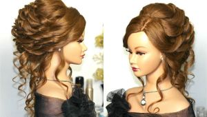 Hairstyles for American Girl Dolls with Long Hair Hairstyles for American Girl Dolls with Curly Hair Elegant Curly Bun