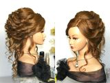Hairstyles for American Girl Dolls with Short Hair Hairstyles for American Girl Dolls with Curly Hair Elegant Curly Bun