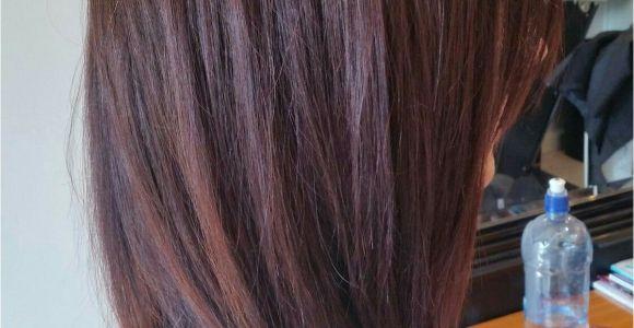 Hairstyles for An A Line Bob A Line Textured Long Bob Hair